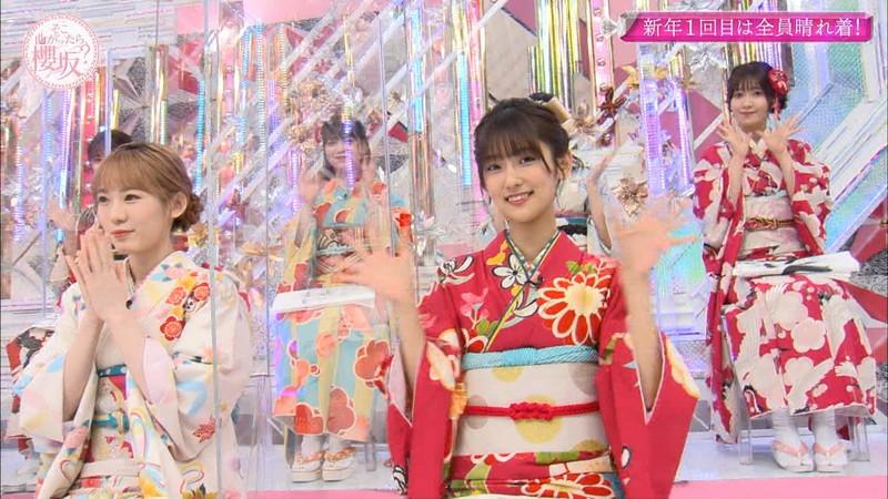 【井上梨名キャプ画像】ハタチになったばかりの笑顔が可愛い櫻坂46アイドル 15