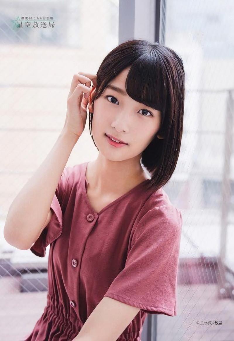 【井上梨名キャプ画像】ハタチになったばかりの笑顔が可愛い櫻坂46アイドル 24