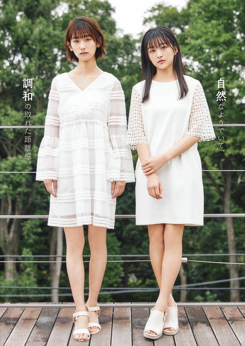 【井上梨名キャプ画像】ハタチになったばかりの笑顔が可愛い櫻坂46アイドル 29