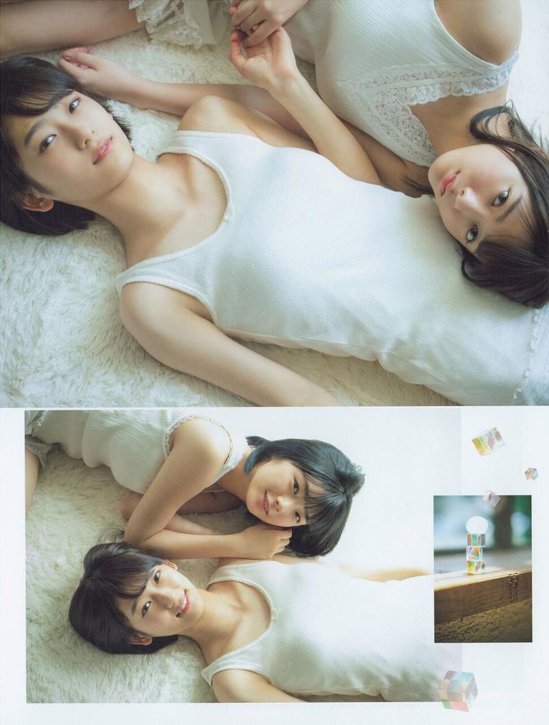 【井上梨名キャプ画像】ハタチになったばかりの笑顔が可愛い櫻坂46アイドル 31