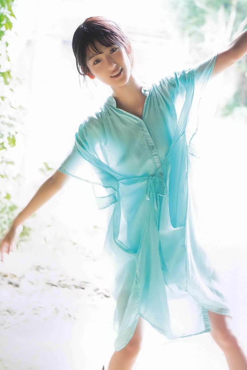 【井上梨名キャプ画像】ハタチになったばかりの笑顔が可愛い櫻坂46アイドル 34