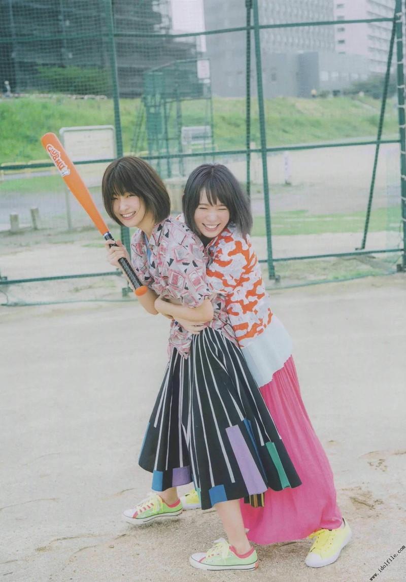 【井上梨名キャプ画像】ハタチになったばかりの笑顔が可愛い櫻坂46アイドル 50