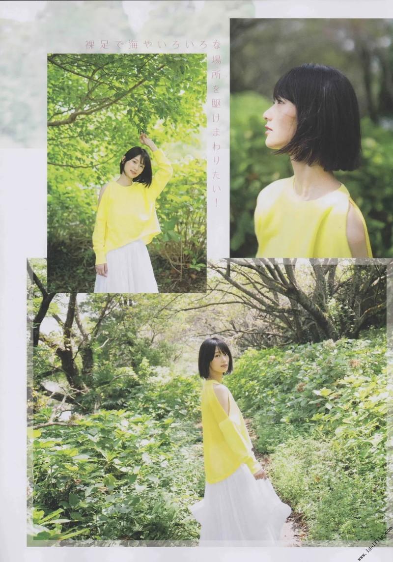 【井上梨名キャプ画像】ハタチになったばかりの笑顔が可愛い櫻坂46アイドル 53