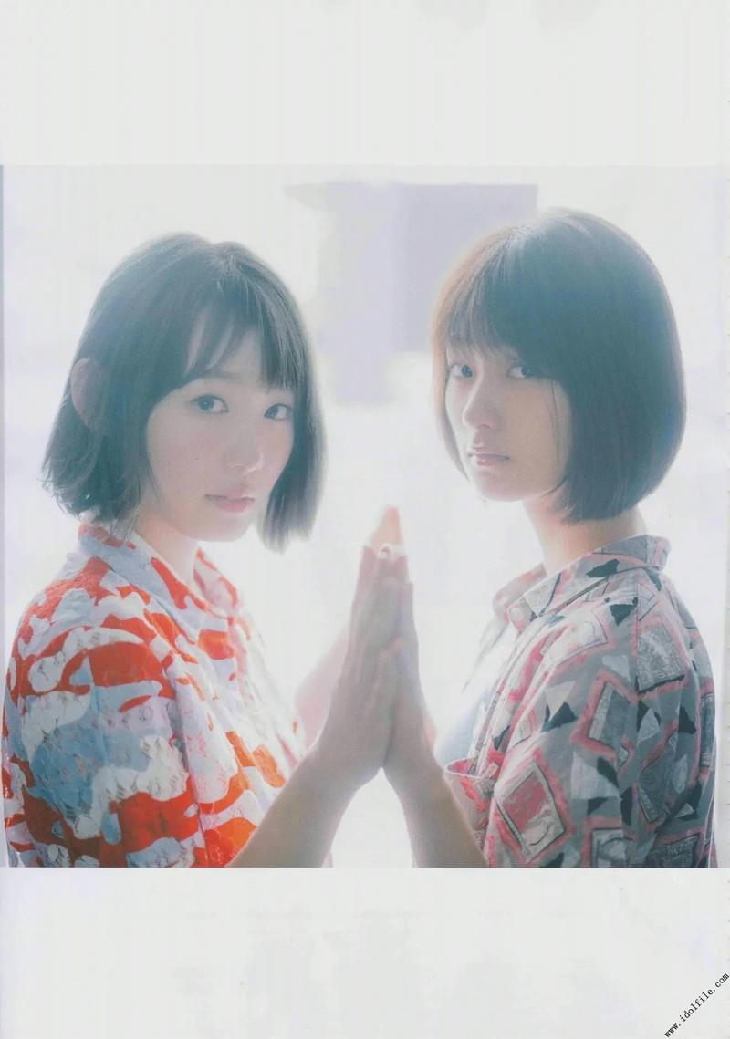 【井上梨名キャプ画像】ハタチになったばかりの笑顔が可愛い櫻坂46アイドル 56