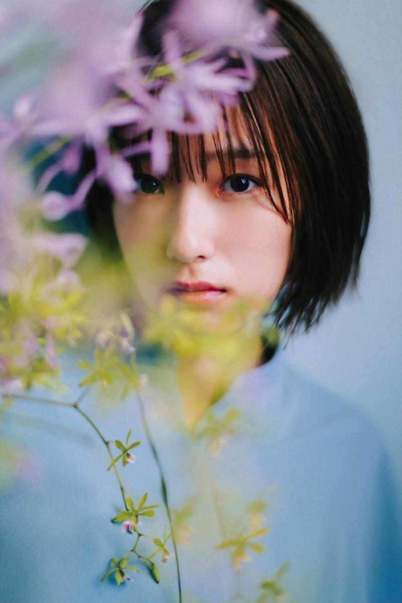 【井上梨名キャプ画像】ハタチになったばかりの笑顔が可愛い櫻坂46アイドル 62