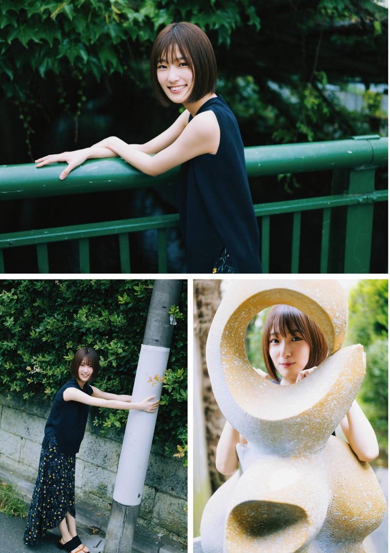 【井上梨名キャプ画像】ハタチになったばかりの笑顔が可愛い櫻坂46アイドル 65