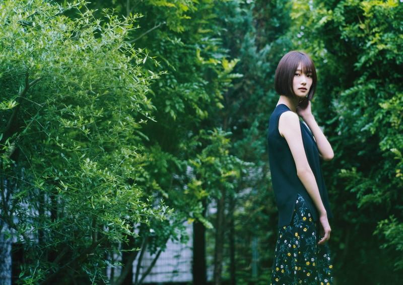 【井上梨名キャプ画像】ハタチになったばかりの笑顔が可愛い櫻坂46アイドル 66