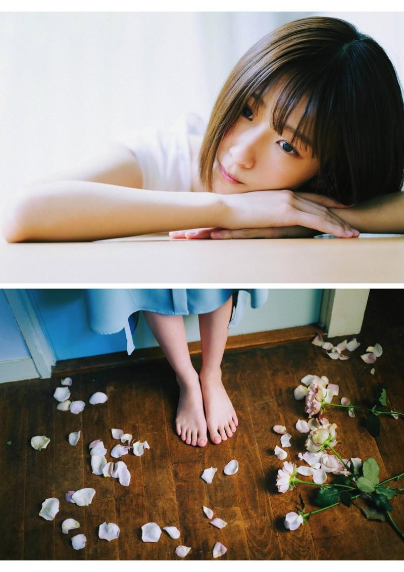 【井上梨名キャプ画像】ハタチになったばかりの笑顔が可愛い櫻坂46アイドル 69