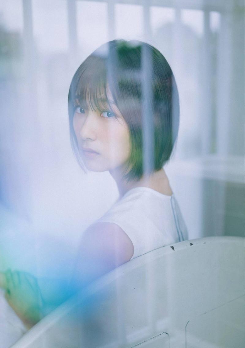 【井上梨名キャプ画像】ハタチになったばかりの笑顔が可愛い櫻坂46アイドル 71