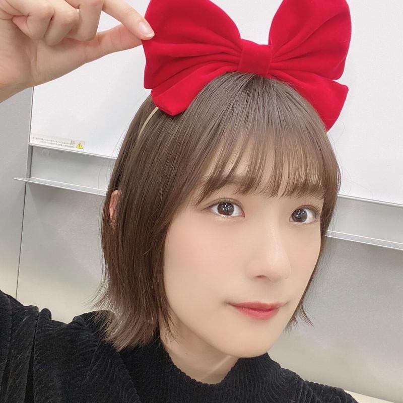 【井上梨名キャプ画像】ハタチになったばかりの笑顔が可愛い櫻坂46アイドル 73