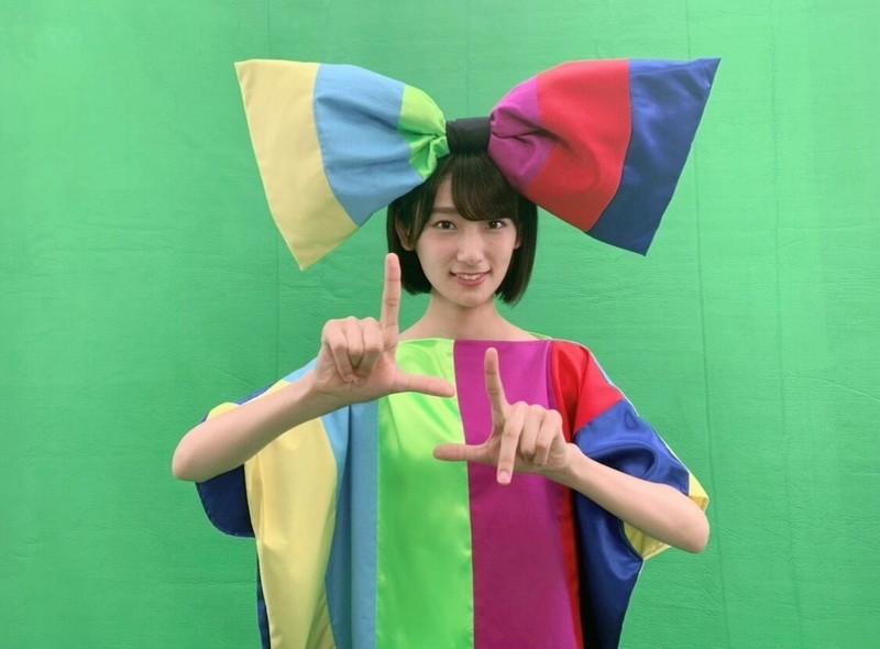 【井上梨名キャプ画像】ハタチになったばかりの笑顔が可愛い櫻坂46アイドル 77