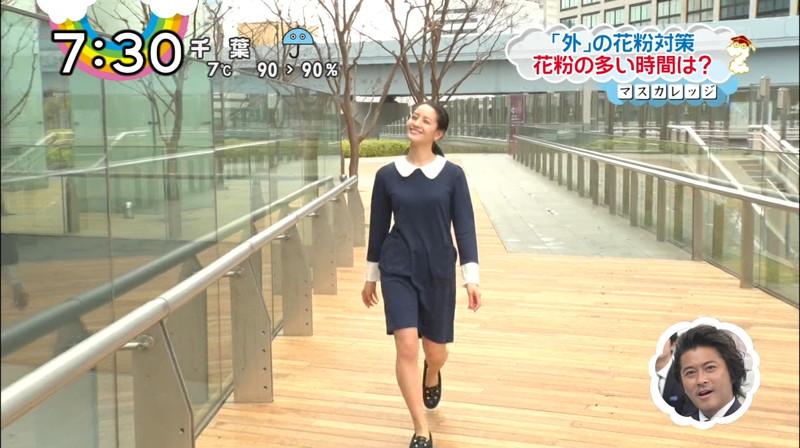 【女子アナキャプ画像】日テレ女子アナウンサーの食レポと着衣おっぱい 08