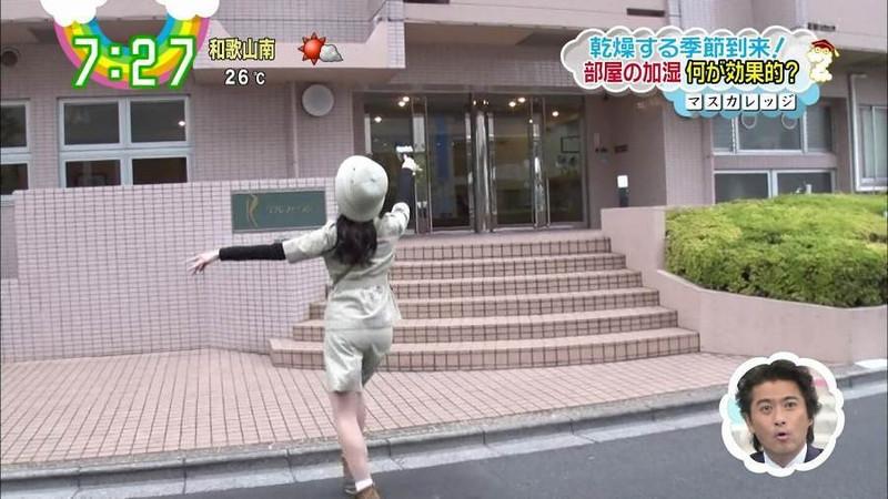 【女子アナキャプ画像】日テレ女子アナウンサーの食レポと着衣おっぱい 21