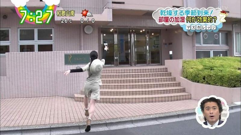 【女子アナキャプ画像】日テレ女子アナウンサーの食レポと着衣おっぱい 22