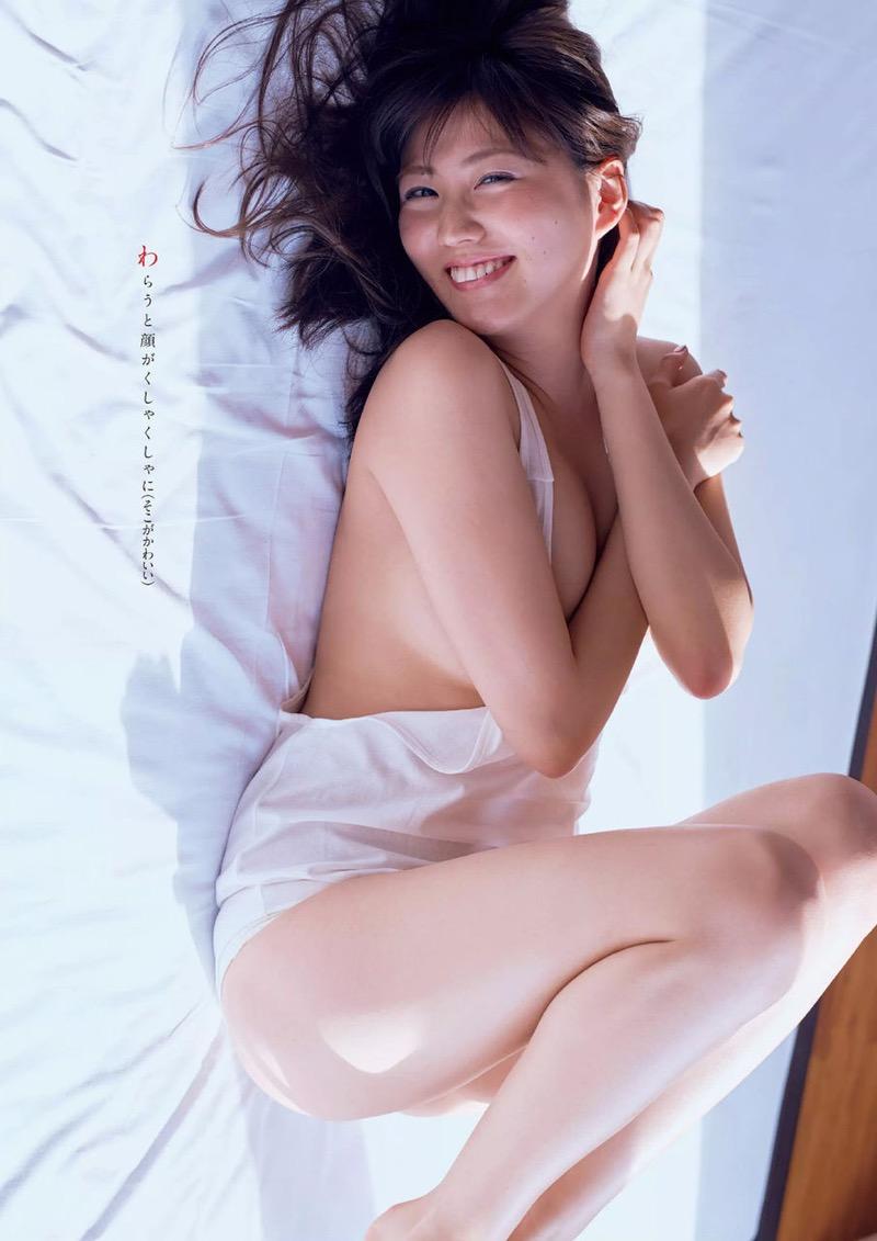 【岩崎名美グラビア画像】168cm長身ボディにカモシカ脚が特徴的なモデル美女 79