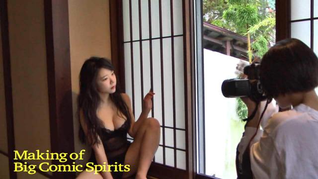 【長澤茉里奈キャプ画像】合法ロリ巨乳のグラドルが麻雀界へ進出!? 08