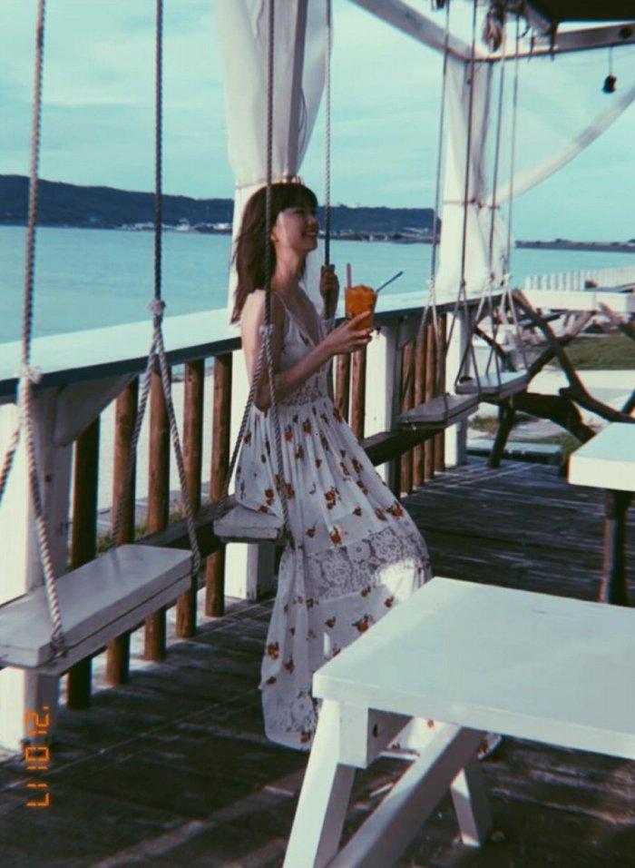 【源藤アンリグラビア画像】あざと可愛い嘘つきタレントの綺麗なBカップボディ 51