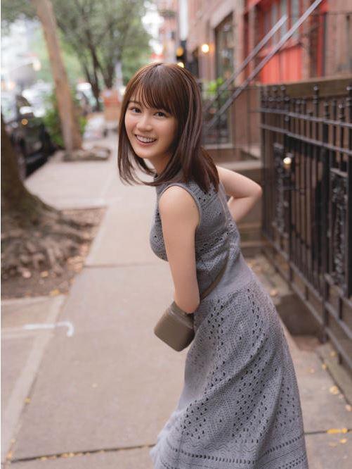 【生田絵梨花グラビア画像】アイドルは女優になる為の糧というストイック美女 16