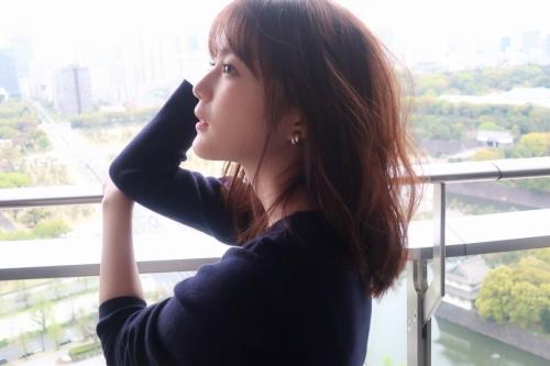 【生田絵梨花グラビア画像】アイドルは女優になる為の糧というストイック美女 28