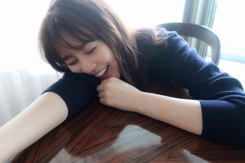 【生田絵梨花グラビア画像】アイドルは女優になる為の糧というストイック美女 39