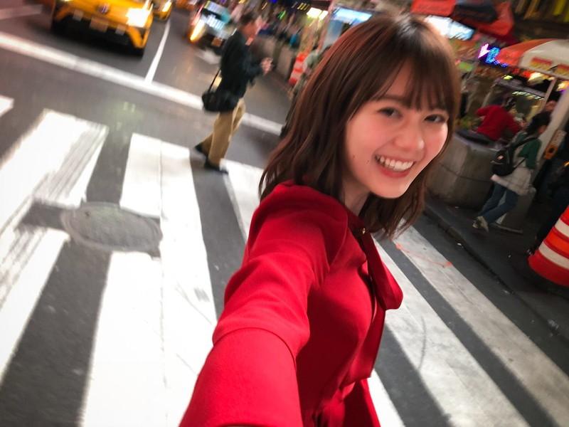【生田絵梨花グラビア画像】アイドルは女優になる為の糧というストイック美女 54