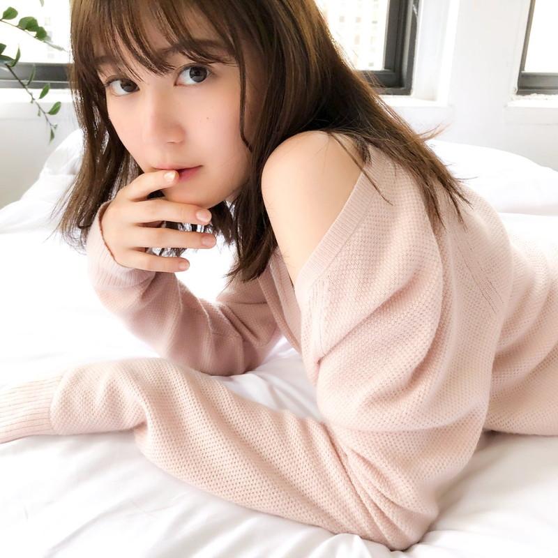 【生田絵梨花グラビア画像】アイドルは女優になる為の糧というストイック美女 65