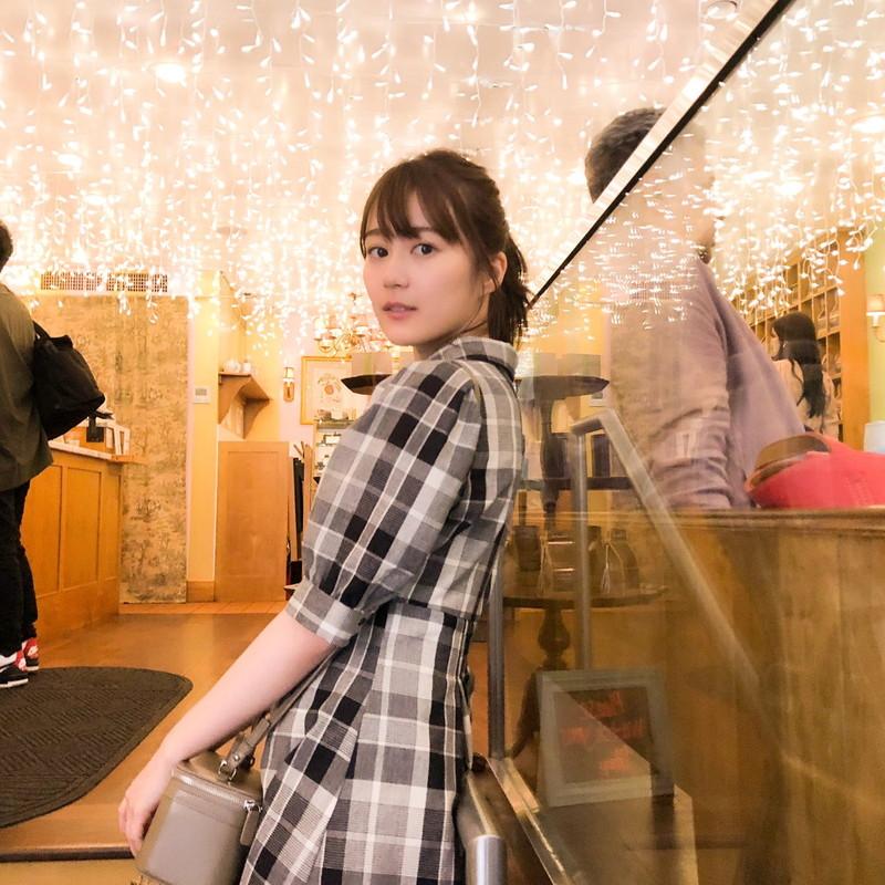 【生田絵梨花グラビア画像】アイドルは女優になる為の糧というストイック美女 70