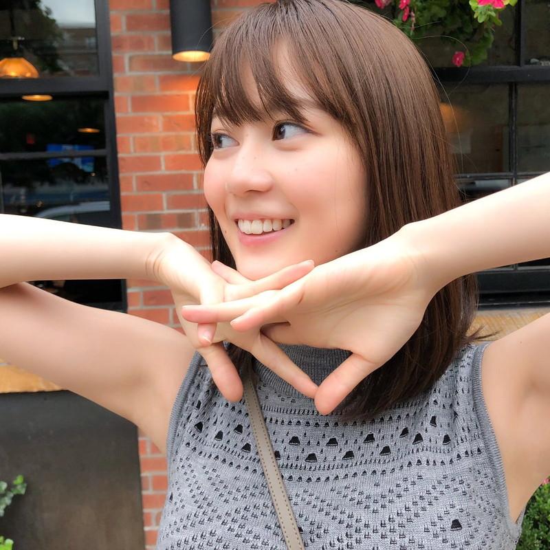 【生田絵梨花グラビア画像】アイドルは女優になる為の糧というストイック美女 72