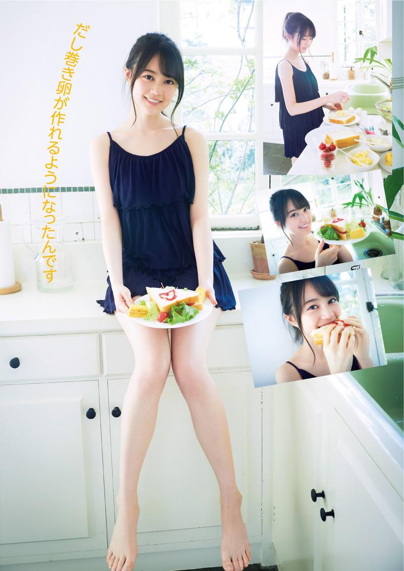 【生田絵梨花グラビア画像】アイドルは女優になる為の糧というストイック美女 77