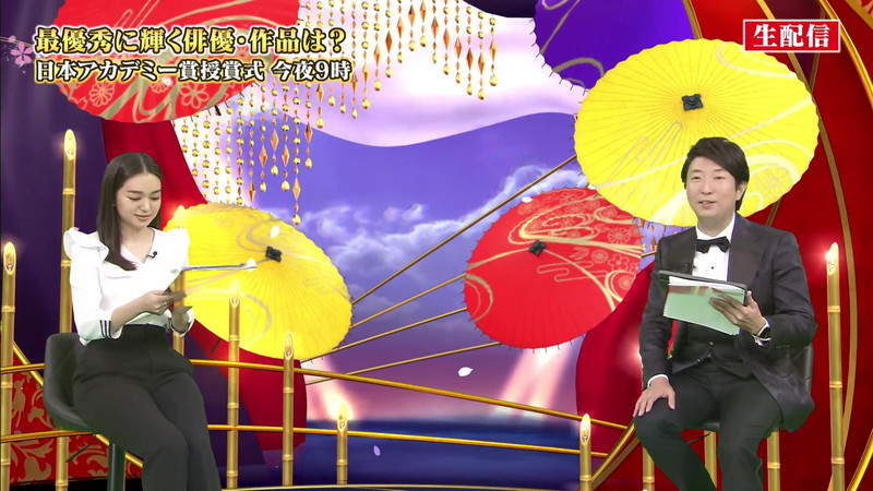 【女子アナキャプ画像】アラサーに見えない童顔アナウンサーの透け服! 13