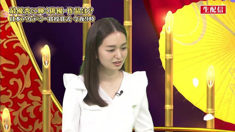 【女子アナキャプ画像】アラサーに見えない童顔アナウンサーの透け服! 14