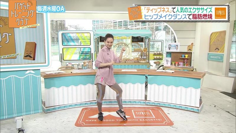 【女子アナキャプ画像】アラサーに見えない童顔アナウンサーの透け服! 51