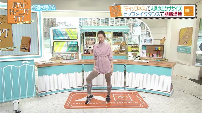 【女子アナキャプ画像】アラサーに見えない童顔アナウンサーの透け服! 52