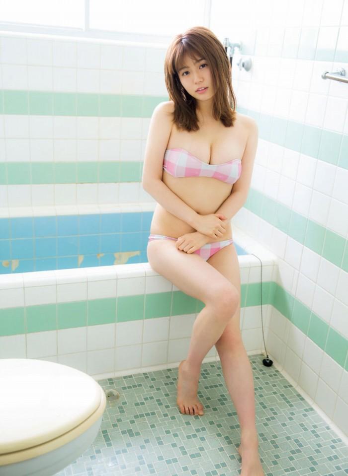 【井口綾子グラビア画像】毎朝お兄ちゃんのモーニングキスで起きるってマジかよw 10