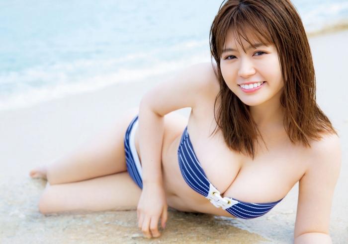 【井口綾子グラビア画像】毎朝お兄ちゃんのモーニングキスで起きるってマジかよw 39