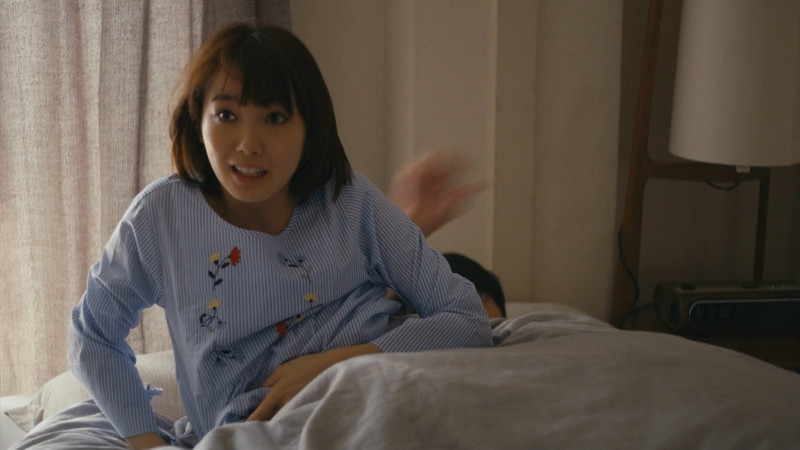 【飯豊まりえお宝画像】モデルもやってる可愛い女優の疑似フェラと濡れ場 35