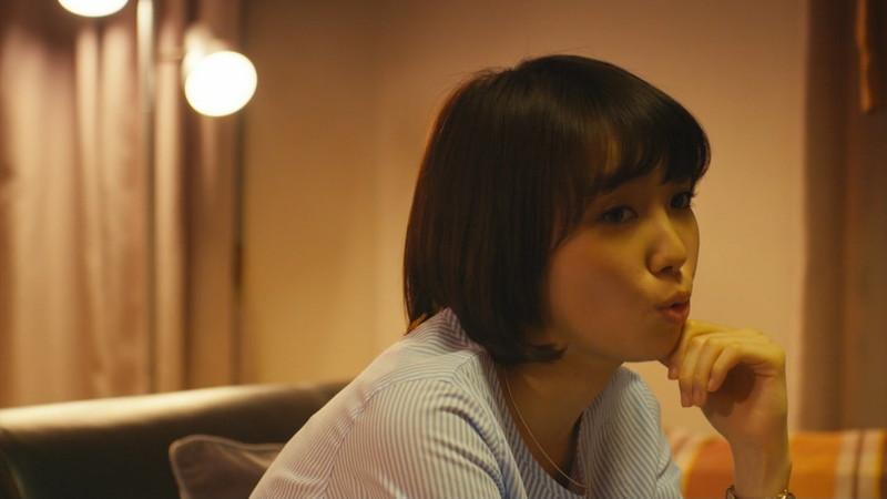 【飯豊まりえお宝画像】モデルもやってる可愛い女優の疑似フェラと濡れ場 47