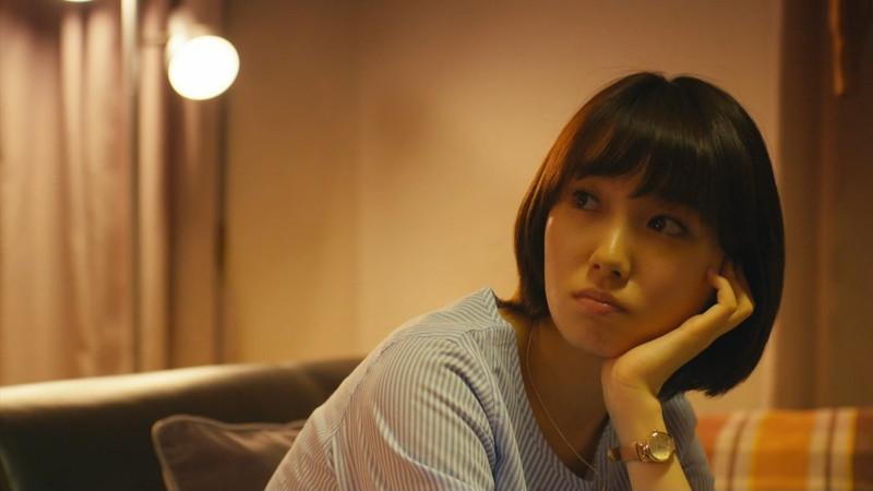 【飯豊まりえお宝画像】モデルもやってる可愛い女優の疑似フェラと濡れ場 48