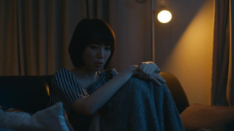 【飯豊まりえお宝画像】モデルもやってる可愛い女優の疑似フェラと濡れ場 59