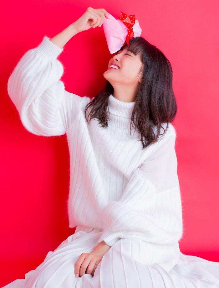 【大友花恋グラビア画像】小学生時代に読モから芸能人に目覚めた美少女 10