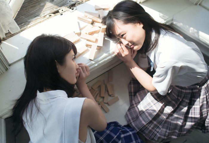 【大友花恋グラビア画像】小学生時代に読モから芸能人に目覚めた美少女 18