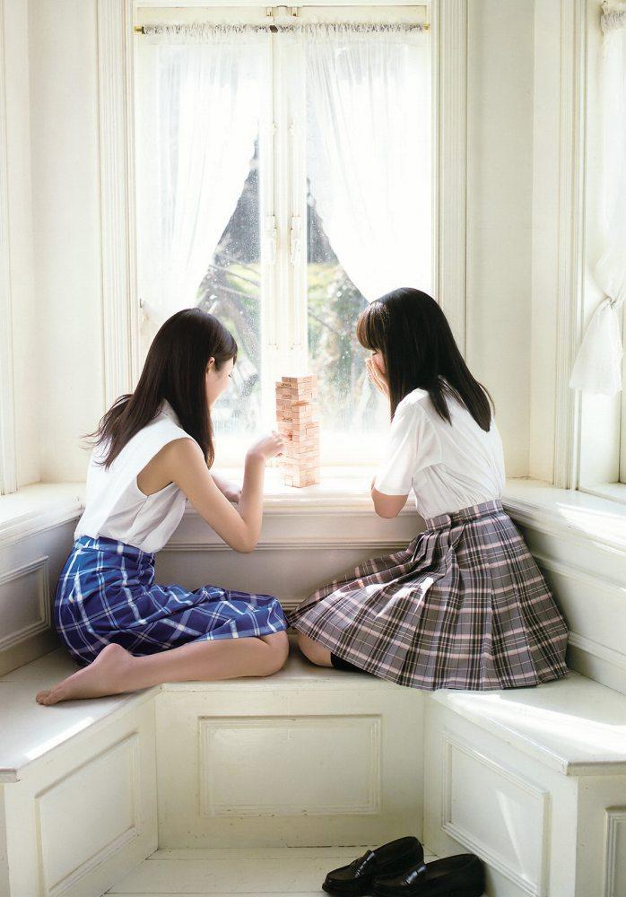 【大友花恋グラビア画像】小学生時代に読モから芸能人に目覚めた美少女 23