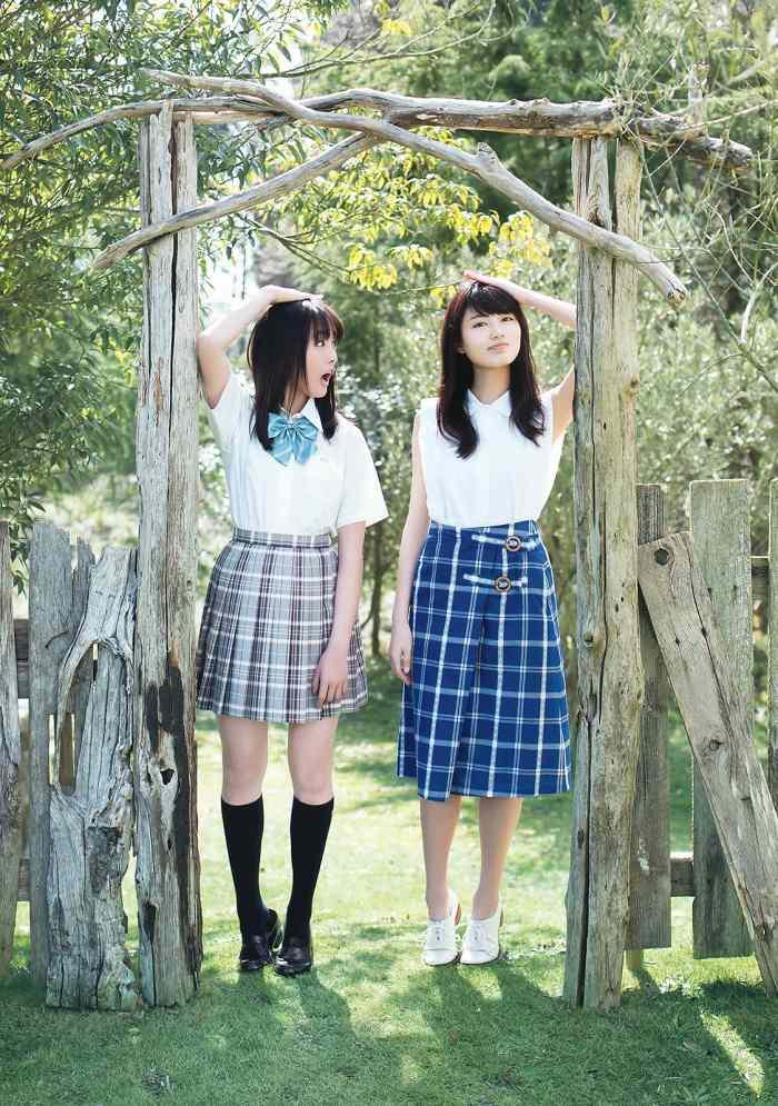 【大友花恋グラビア画像】小学生時代に読モから芸能人に目覚めた美少女 24
