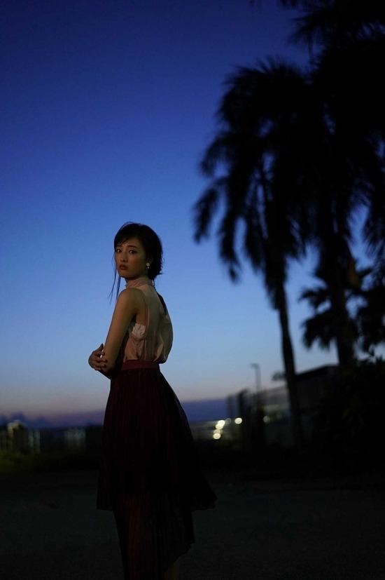 【大友花恋グラビア画像】小学生時代に読モから芸能人に目覚めた美少女 36