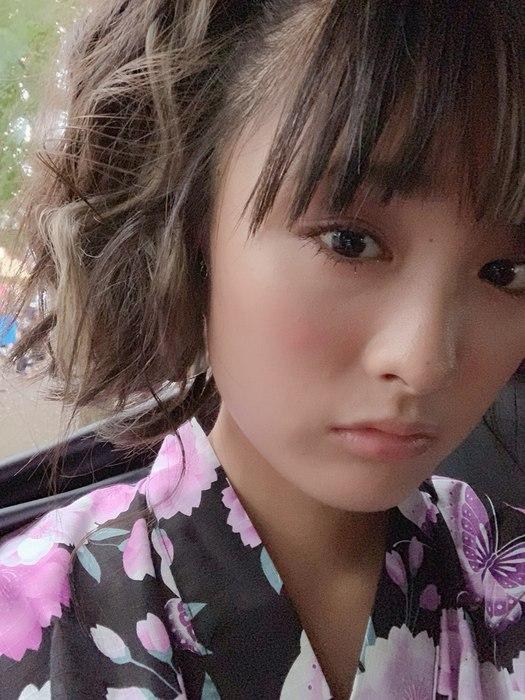 【大友花恋グラビア画像】小学生時代に読モから芸能人に目覚めた美少女 41