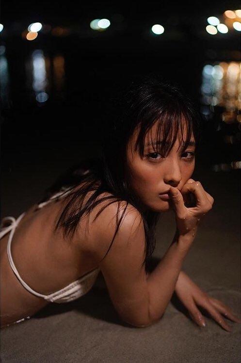 【大友花恋グラビア画像】小学生時代に読モから芸能人に目覚めた美少女 45