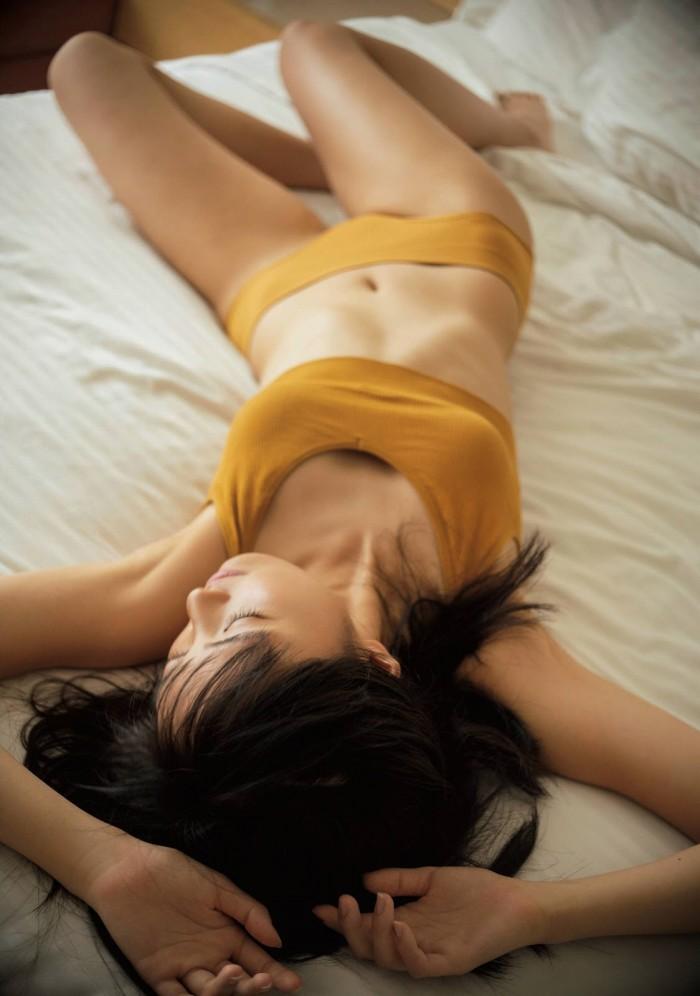 【大友花恋グラビア画像】小学生時代に読モから芸能人に目覚めた美少女 47