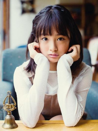 【大友花恋グラビア画像】小学生時代に読モから芸能人に目覚めた美少女 52