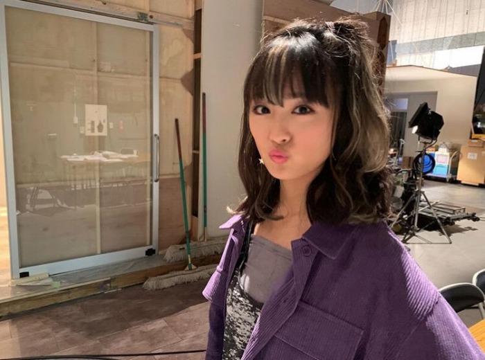 【大友花恋グラビア画像】小学生時代に読モから芸能人に目覚めた美少女 69