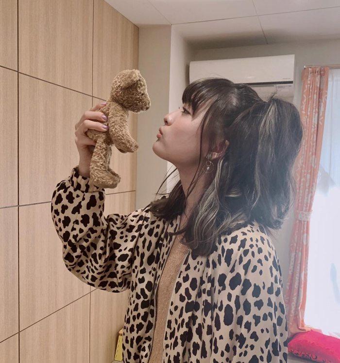 【大友花恋グラビア画像】小学生時代に読モから芸能人に目覚めた美少女 70